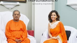 Swami Shantananda answers some tough questions for our viewers