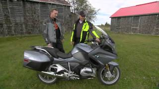 4. BMW R1200RT Motorcycle Experience Road Test