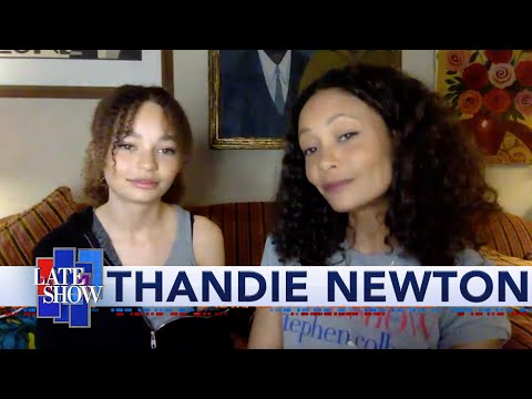Thandie Newton Makes Great Banana Bread, But Watch This Interview Before You Eat It