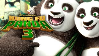 Kung Fu Panda 3 | Official Trailer #1 - YouTube