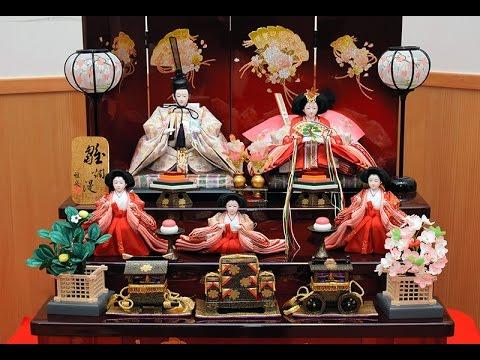 京阪神のひな人形今昔 明治・大正・昭和・平成