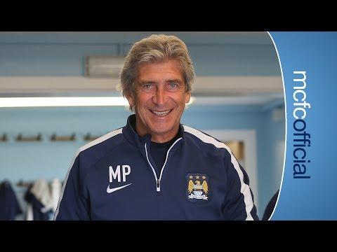 Video: Pellegrini previews Chelsea   Man City v Chel