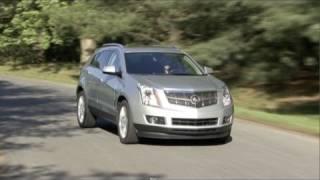 2010 Cadillac SRX - Test Drive