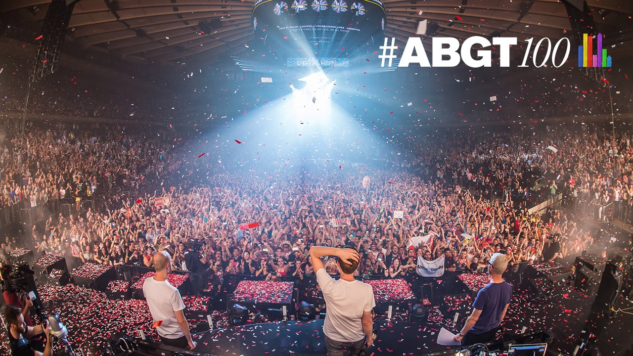 Above & Beyond - Live @ Madison Square Garden 2014