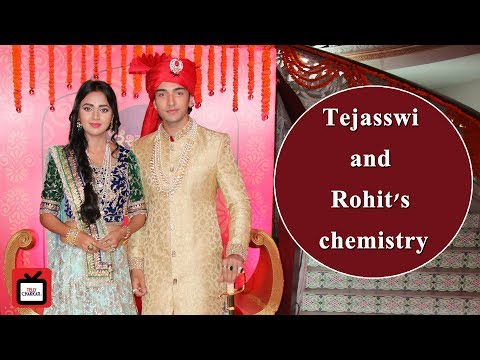 Tejasswi and Rohit speak about their characters in