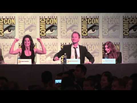 How I Met Your Mother Season 9 Comic-Con 2013: Panel 5