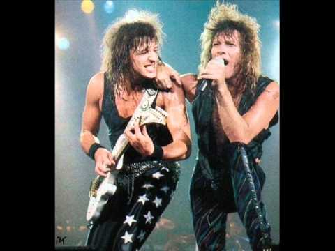 Livin' on a Prayer (live, USA, 1987)