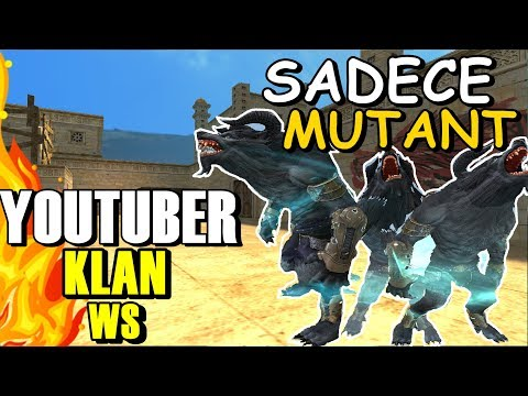 Video HERKES MUTANT KURT !! YOUTUBER KLAN WS 330 CANLILARIN GAZABI download in MP3, 3GP, MP4, WEBM, AVI, FLV January 2017