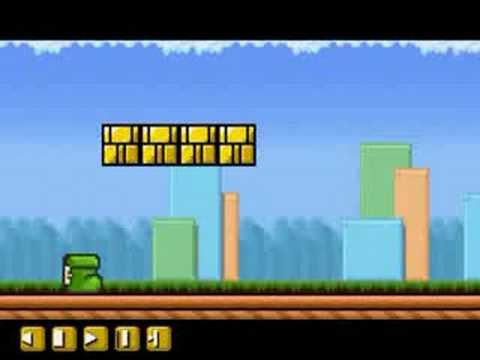 0 Super Mario Bros bloopers