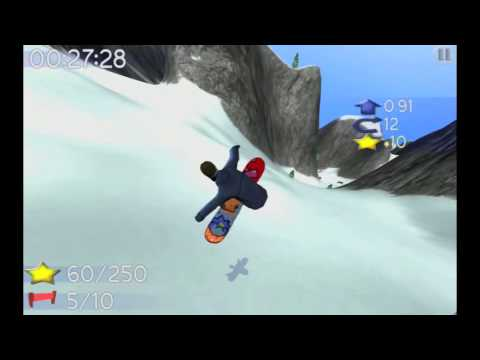 Video of B.M.Snowboard Free