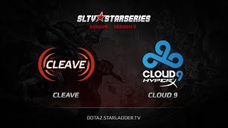 Cleave vs Cloud9, game 1