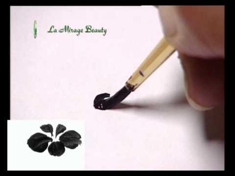 Роспись ногтей 1