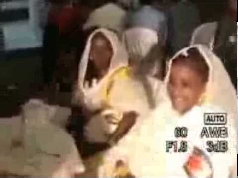 Eritrean wedding In Addis Ababa 2011