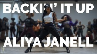 Backin It Up | Pardison Fontaine | Aliya Janell Choreography | Queens N Lettos
