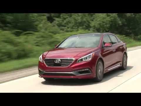 2015 Hyundai Sonata – TestDriveNow.com Review by Auto Critic Steve Hammes