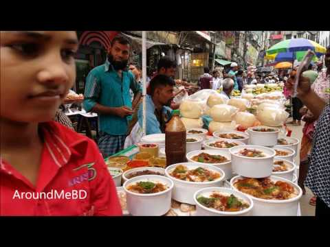 Amazing Street Food Tour To Old Dhaka Bangladesh | More Than 200 Types Tasty Street Food Available