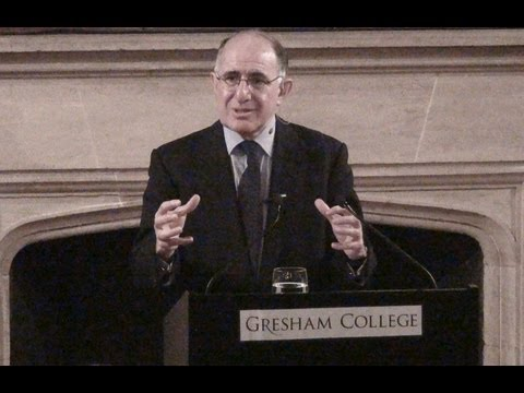 Führung in einer Zeit des Übergangs und der Turbulence: Vortrag Zwei - Professor Ken Costa