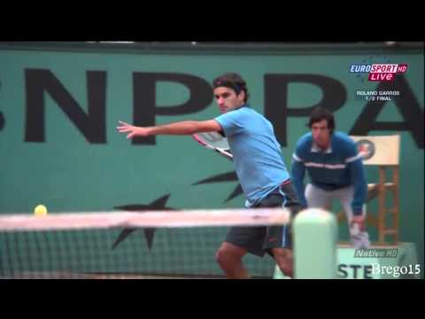 Roger Federer – The Lord of Tennis (HD)