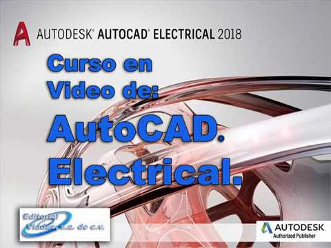 Curso De Autocad 2018 Electrical | Tutorial AutoCAD Electrical 2018
