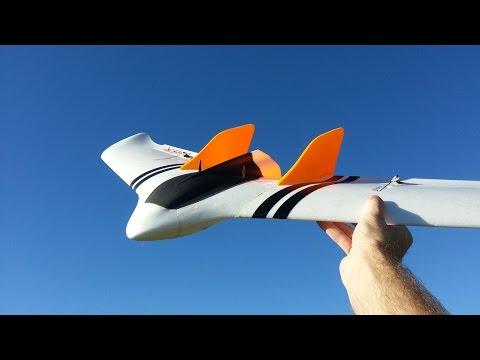 C chaser mm spannweite epo flying wing fpv racer flugzeug rc