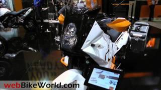 5. 2012 KTM 990 Adventure