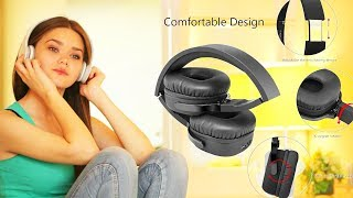 Get these headphones with Amazon Prime:  https://www.amazon.com/Bluetooth-Headphones-Cancelling-Pedometer-Smartphones/dp/B01MS8DOV0/ref=sr_1_3?m=A2K97CJM49X2FL&s=merchant-items&ie=UTF8&qid=1499654931&sr=1-3Special promotion:  Code: ONDBU9NI ,available for all colors  End Date: 07/31/201711:59[ HI-FI & Noise Canceling ] Perfect balance among heavy bass, crisp mid & trebles thanks to its 2 units of 30mW 32Ω speaker. Also the newest CVC 6.0 noise canceling technology produce audiophile-grade sound quality no matter where you are, ensuring that you will always be able to enjoy your favorite tracks to their absolute most[ Pedometer & APP ] With support of APP for iOS and Android, you are free to Keep record of your fitness activity and exactly know how many calories you have burnt and the distance you have covered[ Long Battery Lifetime ] Build in 1100mAh battery, which offers up to 60 hours of continuous music time and 80 hours talk time, 240 days of standby time per charge cycles[ Bluetooth 4.0 & 3.5mm Audio ] Supporting Bluetooth 4.0, these wireless headset can be easily paired with your smartphone, tablets, PC and more. Additionally, these headphones feature a regular 3.5mm Audio cable output, allowing you to use them either as wireless headphones or as a regular cable headset[ NFC ] This Bluetooth Headset has NFC Fast pairing function and a high-speed connection to Bluetooth device instantly. With a 3.5mm audio jack and a DETACHABLE cable, this Wireless Headphone can be connected to your computer, TV, game station etc. for a non-wireless use as wellPlease subscribe to our product review channel:  https://www.youtube.com/channel/UC_74cZqwx2-NppYqrq824UQ?sub_confirmation=1Want to support our channel?  Bookmark this Amazon link and use to get to Amazon whenever you are going to shop.  It costs you nothing, but we get a small benefit from Amazon:  http://www.amazon.com/?tag=wrestling911c-20Tech Reviews and Gadgets:  https://www.youtube.com/playlist?list=PL4hlirXfjCJPUNgeF0UWXys4epktngAfhTeeth Whitening:  https://www.youtube.com/watch?v=HoNz4dB2K2cMeta-Seven:  https://www.youtube.com/watch?v=lG0WnOM8raEDr. John Gilmore's Shop:  http://www.shopgilmore.comhttp://youtube.com/c/911Reviews?sub_confirmation=1Make Money on YouTube:  http://amzn.to/2cwdlzCSponsor a video for as little as $100.  Contact:  AllStarBoxOffice@gmail.com