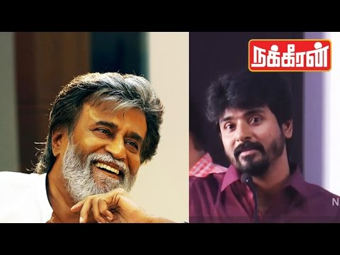 Rajinikanth praises Sivakarthikeyan REMO next to Kabali & Theri BO collection