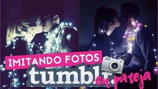 """♥ ♥ ♥ ♥ SUSCRIBITE: http://bit.ly/RVBMRE ♥ ♥ ♥ ♥ Espero que les guste mi versión de """"Imitando fotos tumblr en pareja"""" y si les gusta pongale muchos likes para una segunda parte ;) La primera version: https://www.youtube.com/watch?v=0Y5Do3bwnXkNos hacemos amigos? Seguime:♥ Mi Instagram: http://instagram.com/azumakeup♥ Mi Snapchat: Azumakeup♥ Mi facebook: https://www.facebook.com/azumakeupofi...♥ Mi twitter: https://twitter.com/azumakeup♥ Suscribite: http://bit.ly/RVBMRE. Video no sponsoreado// Para contacto profesional al: azusad@live.com.ar // Mis representantes: clientes@clubmedianetwork.com //"""