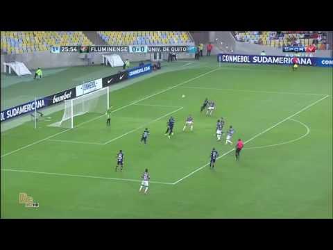 Fluminense vs Catalica 4-0 All Goal Highlights Copa Sudamerica