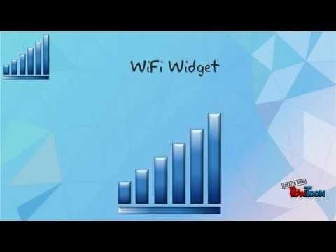 Video of Wifi Widget