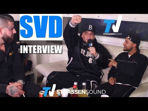 SVD Interview Mit MC Bogy: Azizz21, Ahmad Miri Patron, MSTF, Berlin Wedding, Habibo Trap, Signing