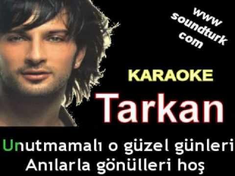 Unutmamalı Karaoke Tarkan