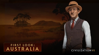 Get a first look at the Australian civilization and its leader, John Curtin. SUBSCRIBE for First Looks at other civilizations, leaders, features and tips fro...