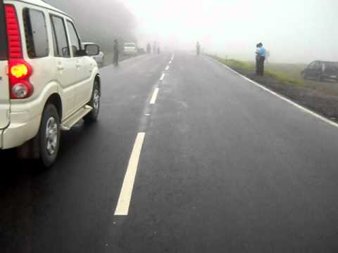 Lonavala Road Ride Monsoon Days