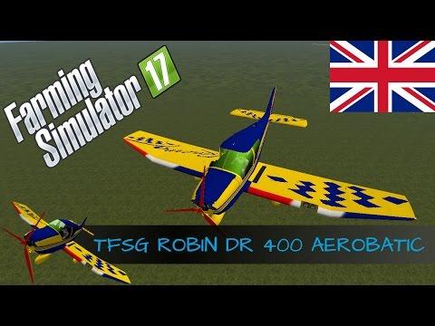 ROBIN DR400 VOLTIGE v1.0