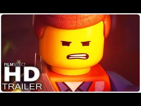 The LEGO Movie 2 Trailer (2019) (видео)