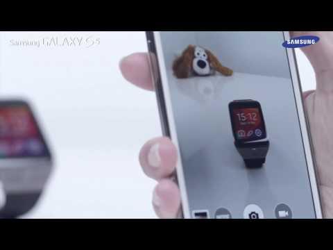 Samsung GALAXY S5 - jak korzystać z funkcji HDR i selektywny focus