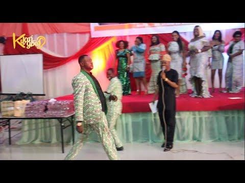 Odunlade Adekola Ronke Odusanya Muyiwa Ademola Ireti Osayemi | OAFP Ceremony