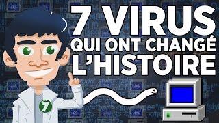 Video 7 virus informatiques qui ont marqué l'histoire MP3, 3GP, MP4, WEBM, AVI, FLV Mei 2017