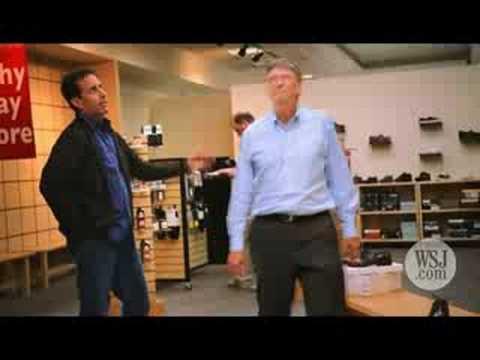 Microsoft Jerry Seinfeld Ad