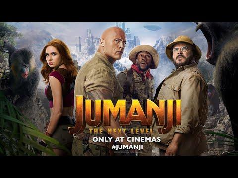 Jumangi-The Next Level full movie dubbing in Hindi full HD