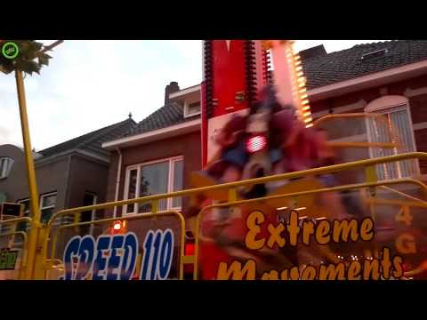Carnival Operator Hit By His Own Ride