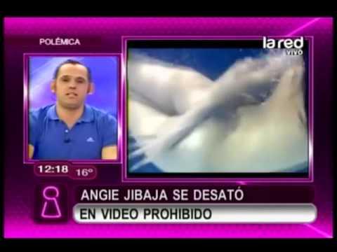0 Video prohibido de la peruana Angie Jibaja