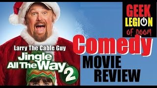 Nonton JINGLE ALL THE WAY 2 ( 2014 Larry the Cable Guy ) Comedy Movie Review Film Subtitle Indonesia Streaming Movie Download