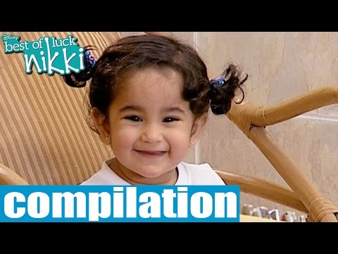 Best of Luck Nikki | Episodes 4-6 Compilation | Disney India