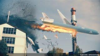 Plane Crash + VFX Breakdown