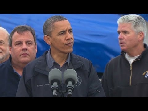 Raw Video: Obama outlines effort to help Sandy victims