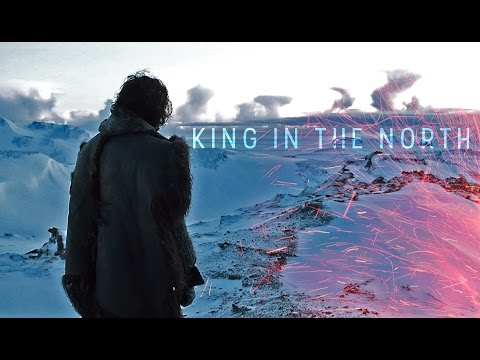 King in the North A Tribute to Game of Thrones Jon