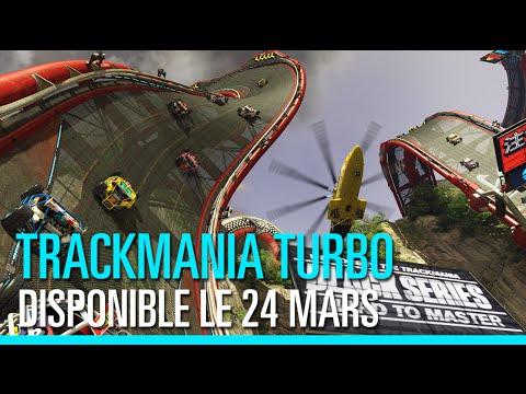 TrackMania Turbo en vidéo