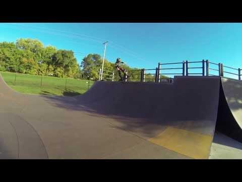 Max at Machesney Park, Skateworks - Alex at Beloit Skatepark